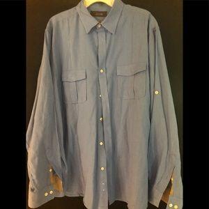 A Tasso Elba Dress Shirt